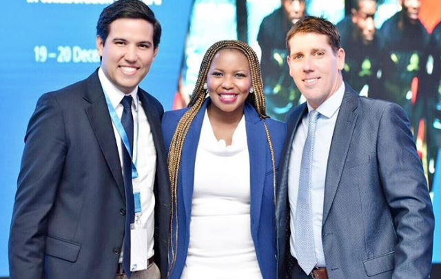Carol Tshabalala to anchor popular English Premier League show Fanzone