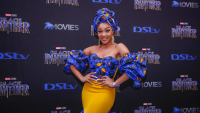 Photo of Top 5 Best Dressed Female Celebs At The Black Panther SA Premier