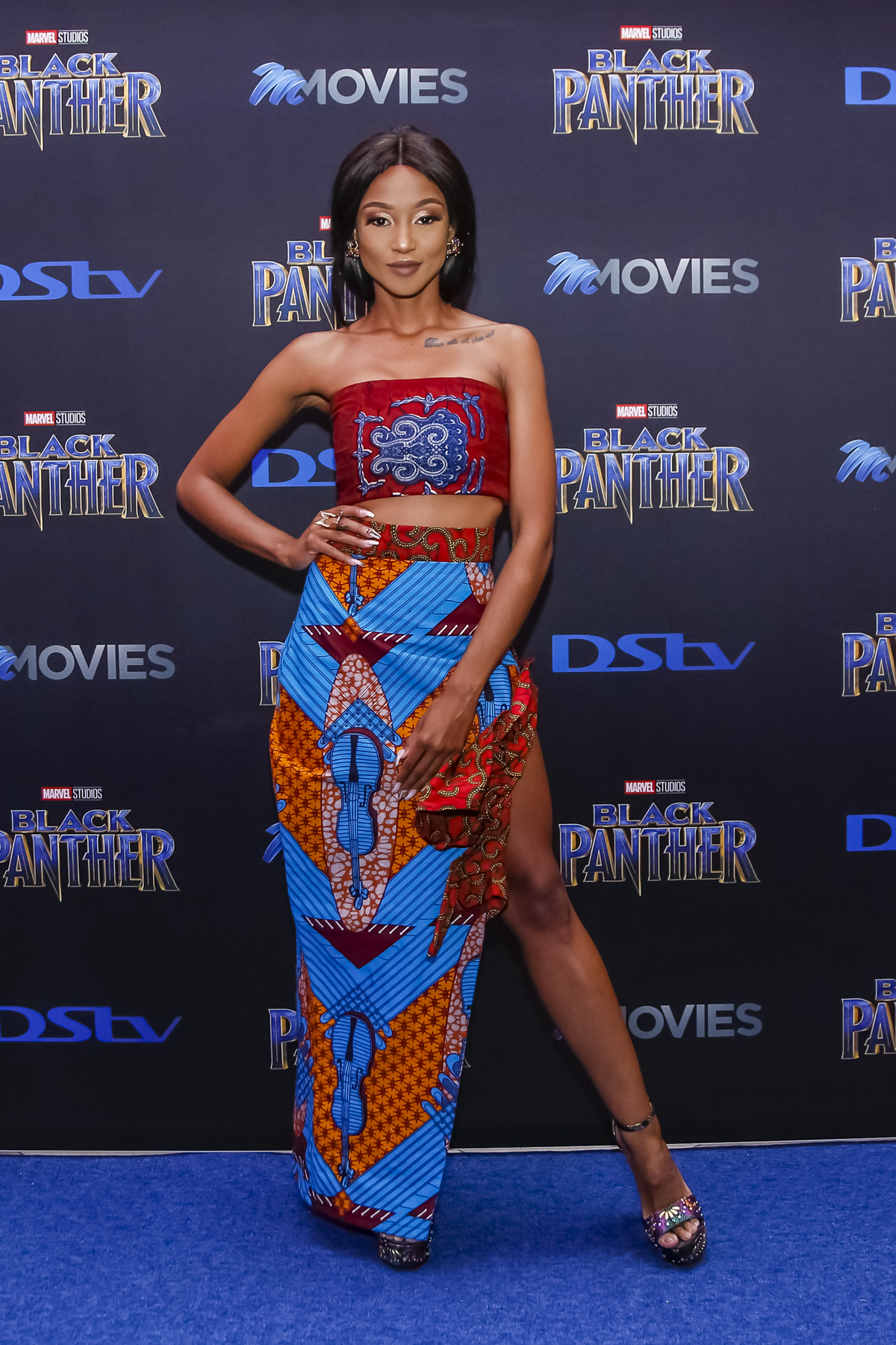 Best At Home Gel Nails Kit: Top 5 Best Dressed Female Celebs At The Black Panther SA