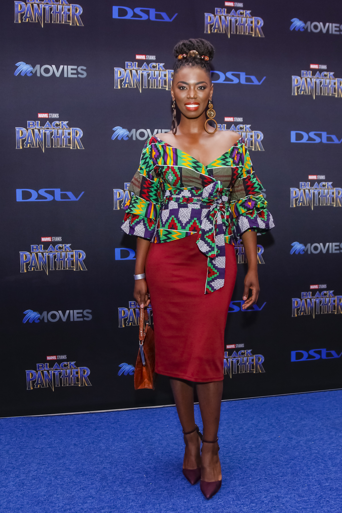 Top 5 Best Dressed Female Celebs At The Black Panther Sa
