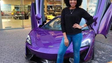 Photo of SA Female Celebrities Who Drive The Most Expensive Cars