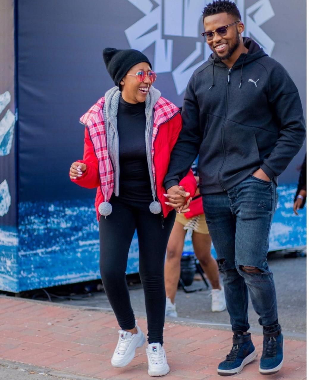 Pics!Sihle Ndaba Shares Hot 7 Photos With Her Man, Matthew