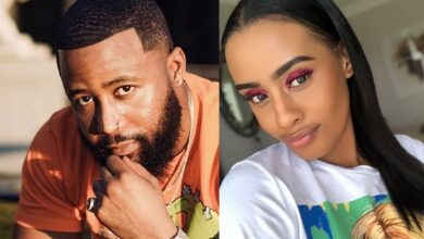 Photo of Cassper Nyovest Sends His Baby Mama A Sweet Birthday Shoutout!
