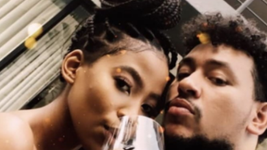 Photo of AKA Apparently Engages New Girl With Zinhle's Engagement Ring?