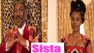 Photo of Nomzamo Mbatha Made Eddie Murphy Realise How Bad His African Accent Is